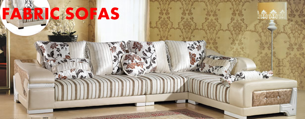 View Us Great Collection Of Sofas Which Are Make Leather Or Fabrics With Fine Taste And Good Designs
